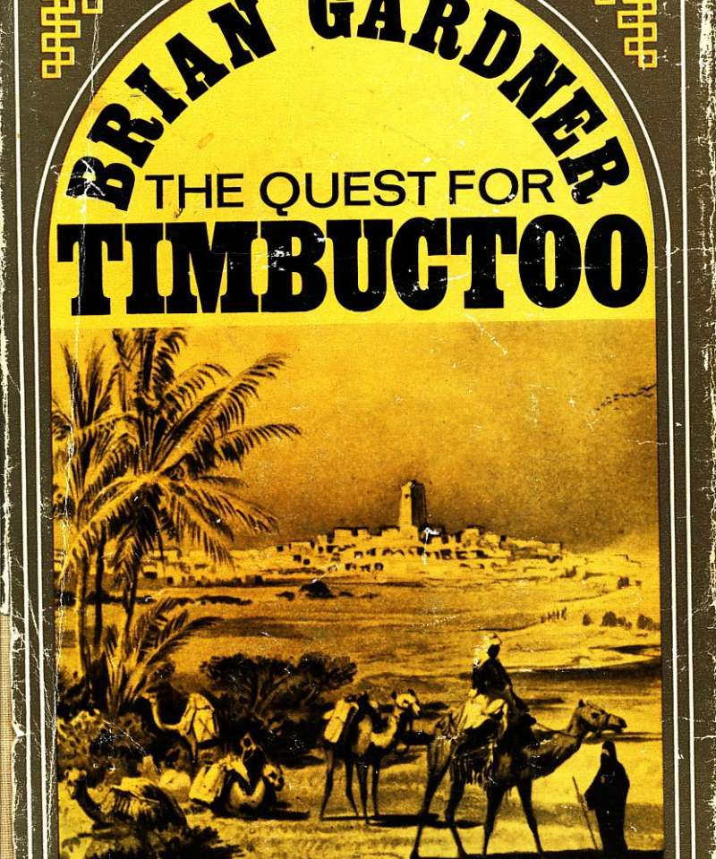 The Quest for Timbuctoo