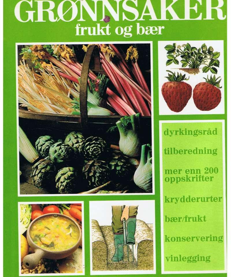 Grønnsaker frukt og bær