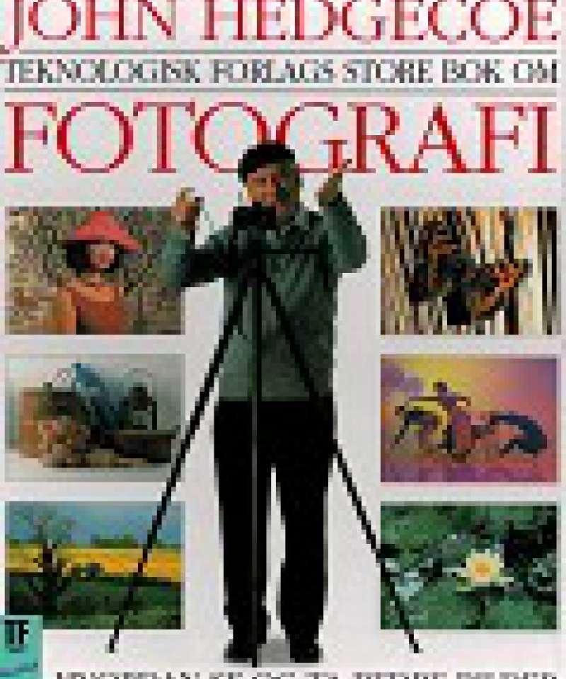Teknologisk Forlags store bok om fotografi.