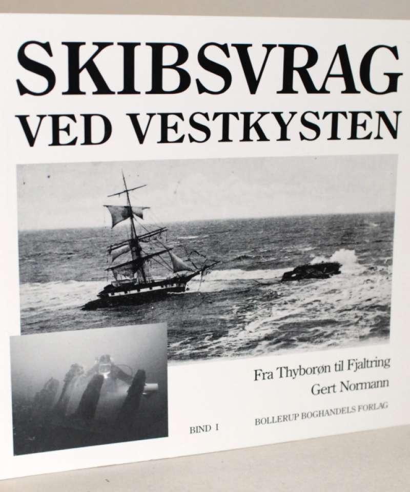 Skibsvrag ved Vestkysten