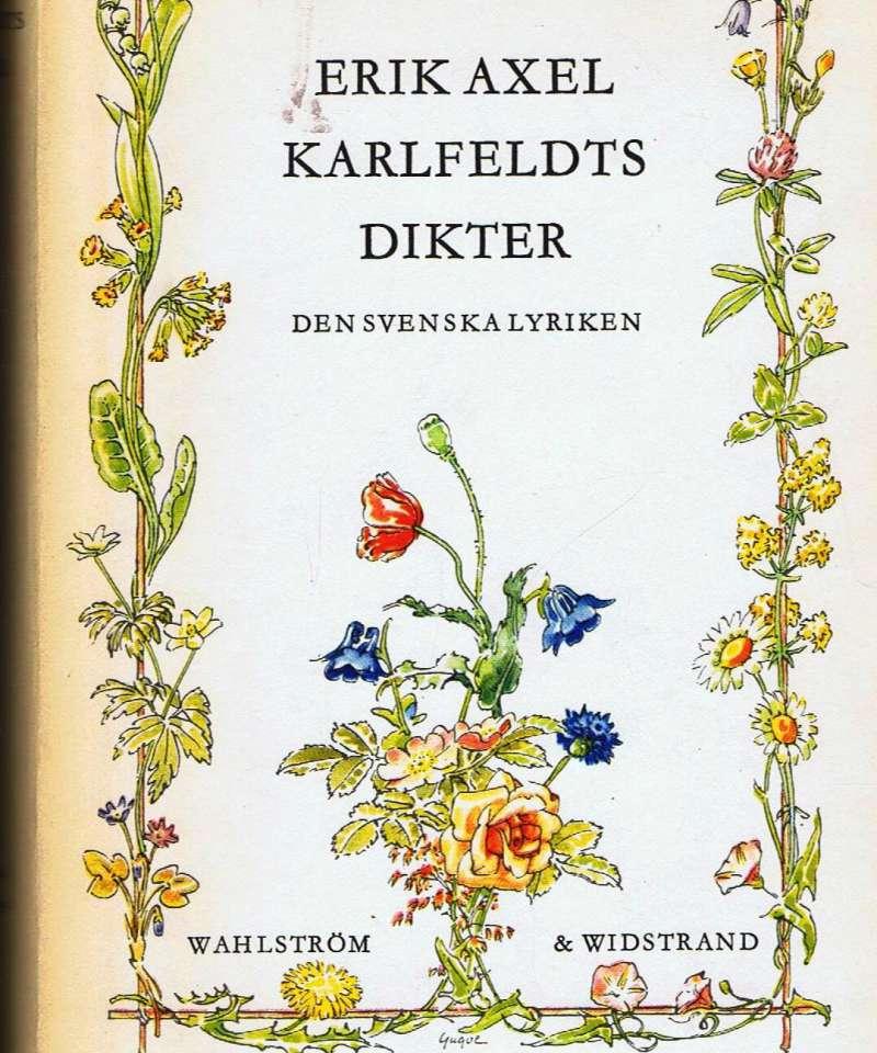 Erik Axel Karlfeldts dikter