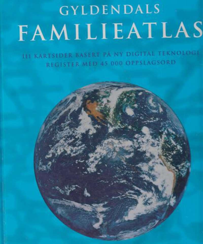 Gyldendals familieatlas