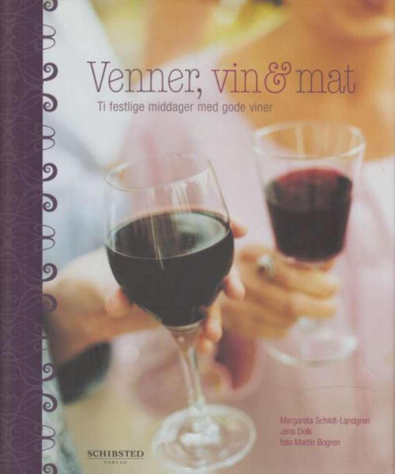 Venner, vin & mat