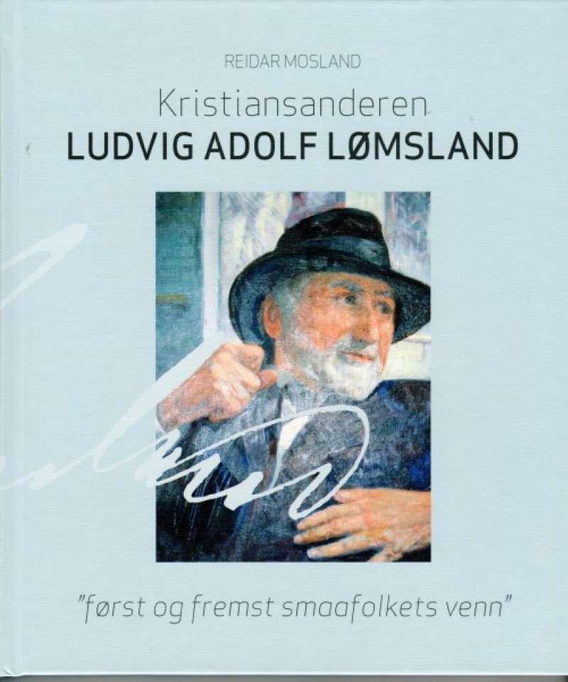 Kristiansanderen Ludvig Adolf Lømsland