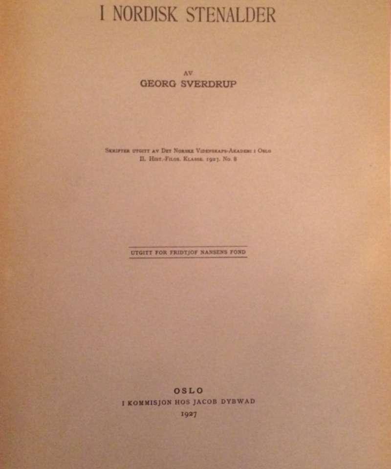 Fra Gravskikker til Dødstro i Nordisk Stenalder