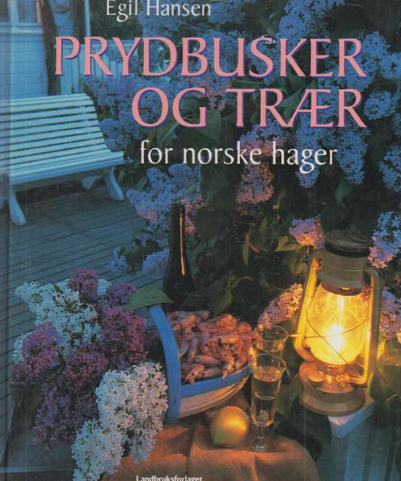 Prydbusker og trær for norske hager