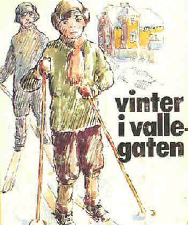 Vinter i Vallegaten