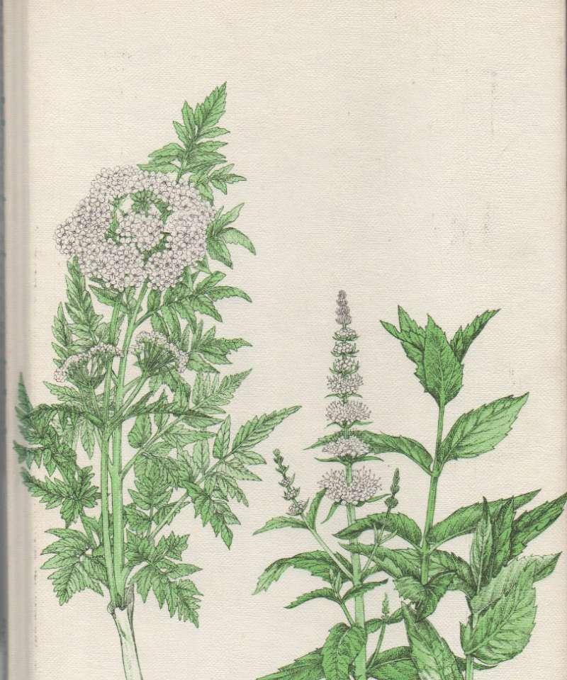 Hageselskapets store urtebok
