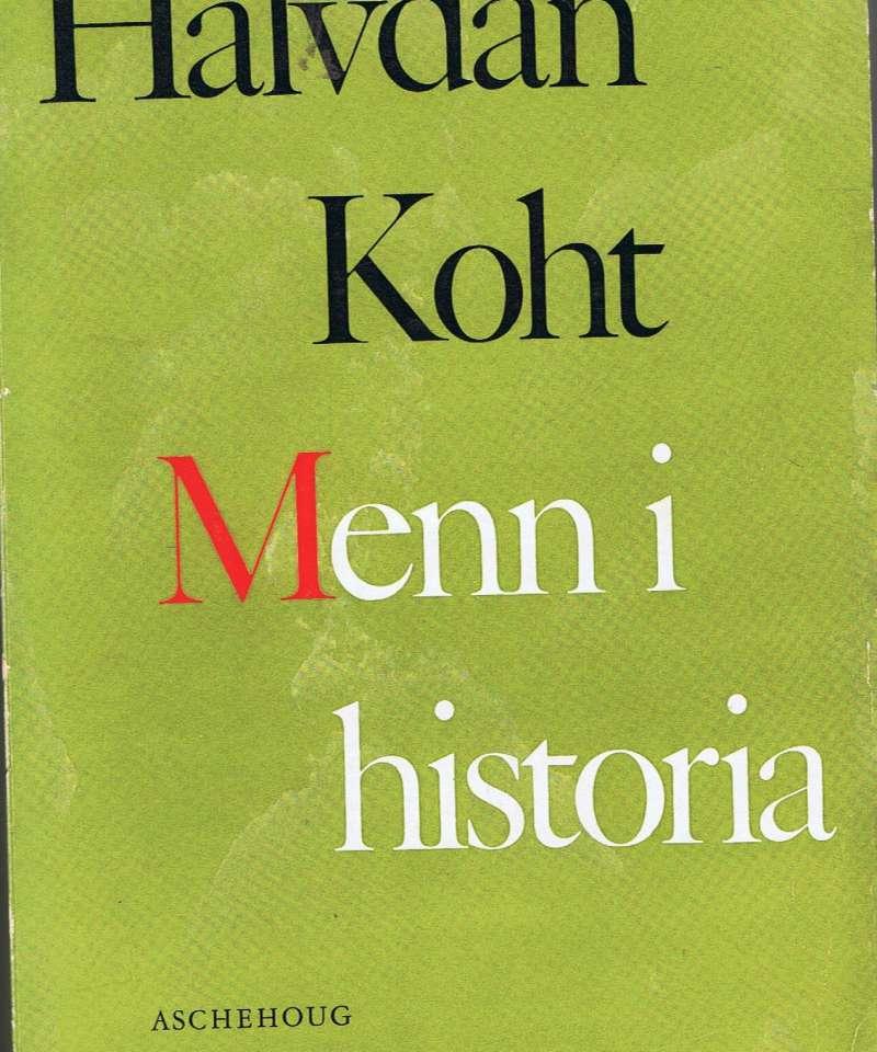 Menn i historia