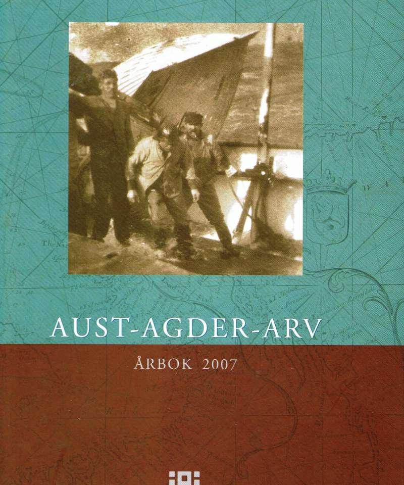 Aust-Agder-Arv årbok 2007