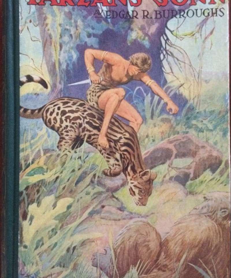 Tarzans sønn