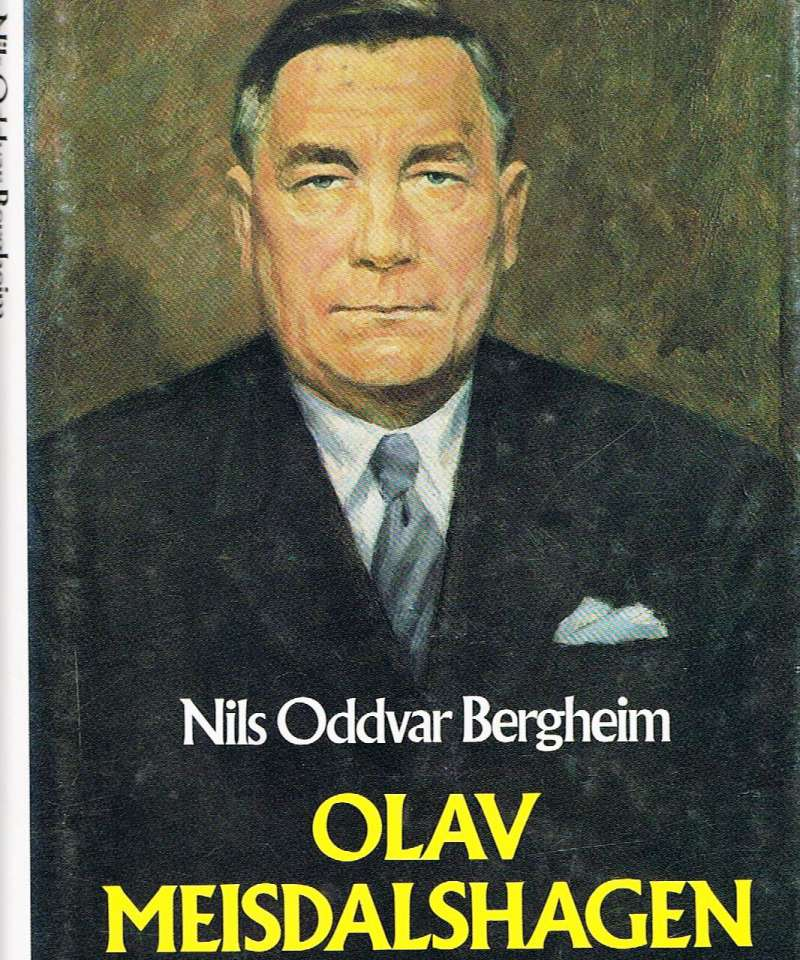 Olav Meisdalshagen