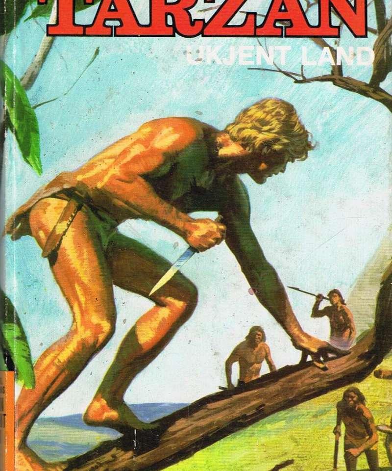 Tarzan ukjent land