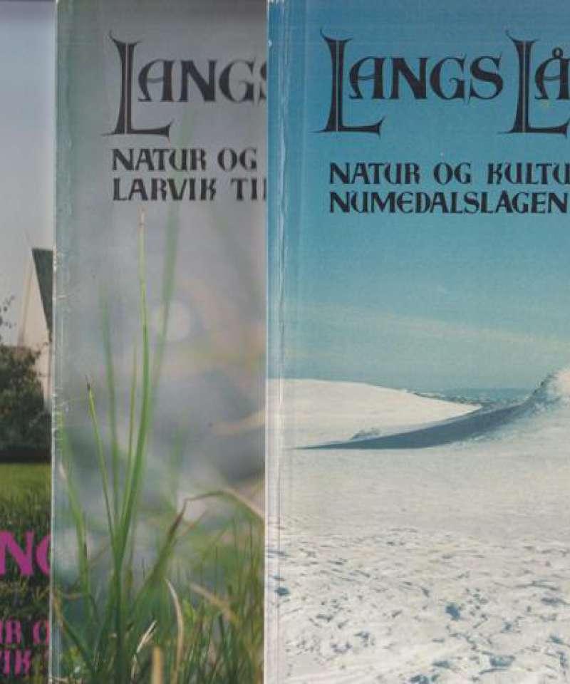 Langs Lågen 1992 1-4 (komplett årgang)
