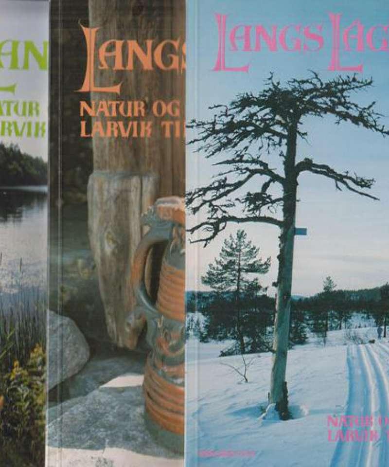 Langs Lågen 1993 1-4