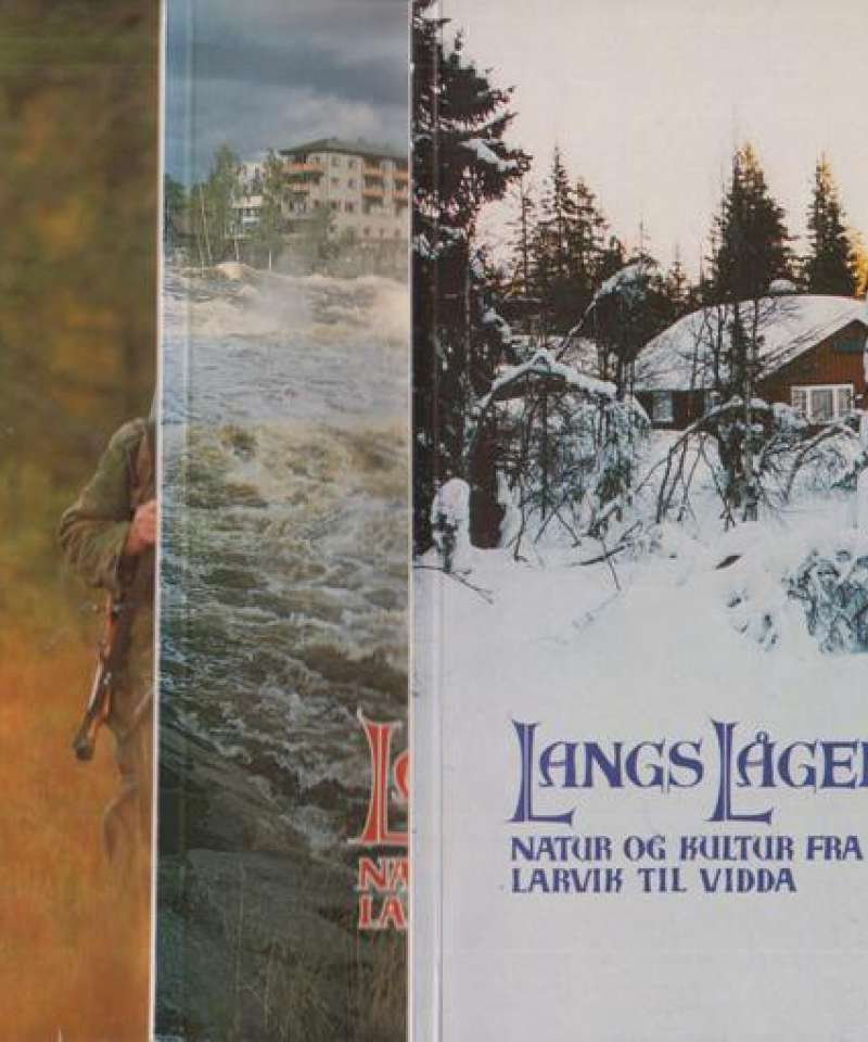 Langs Lågen 1995 1-4