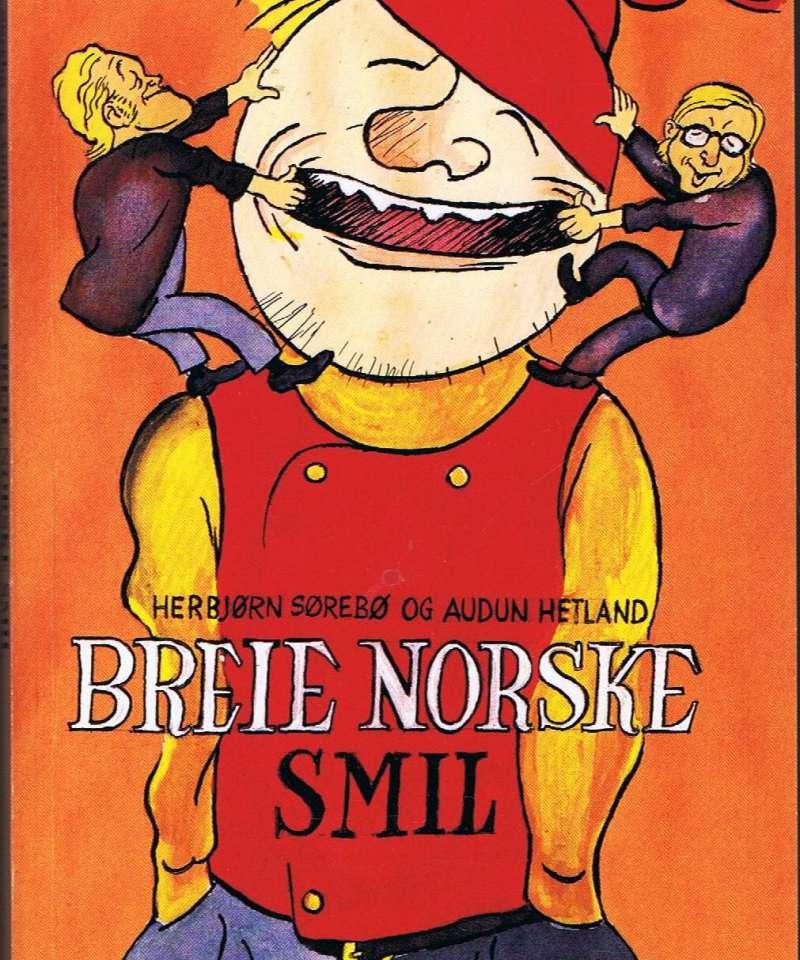 Breie norske smil