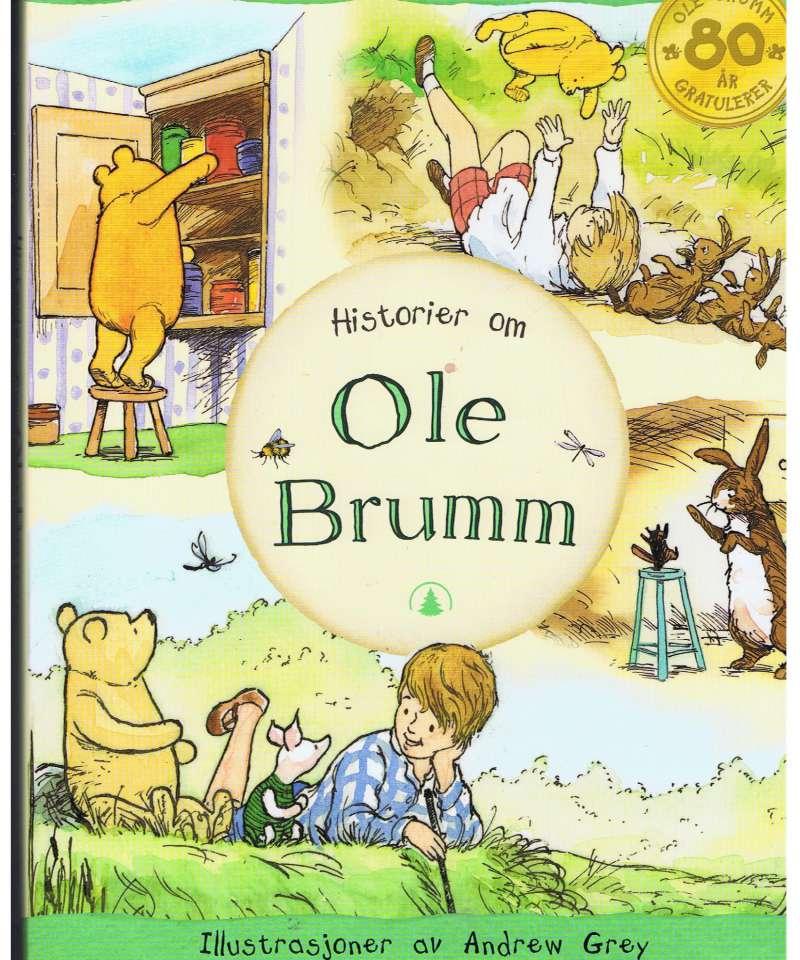 Historier om Ole Brumm