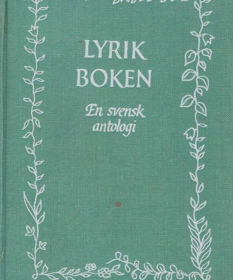 Lyrikboken