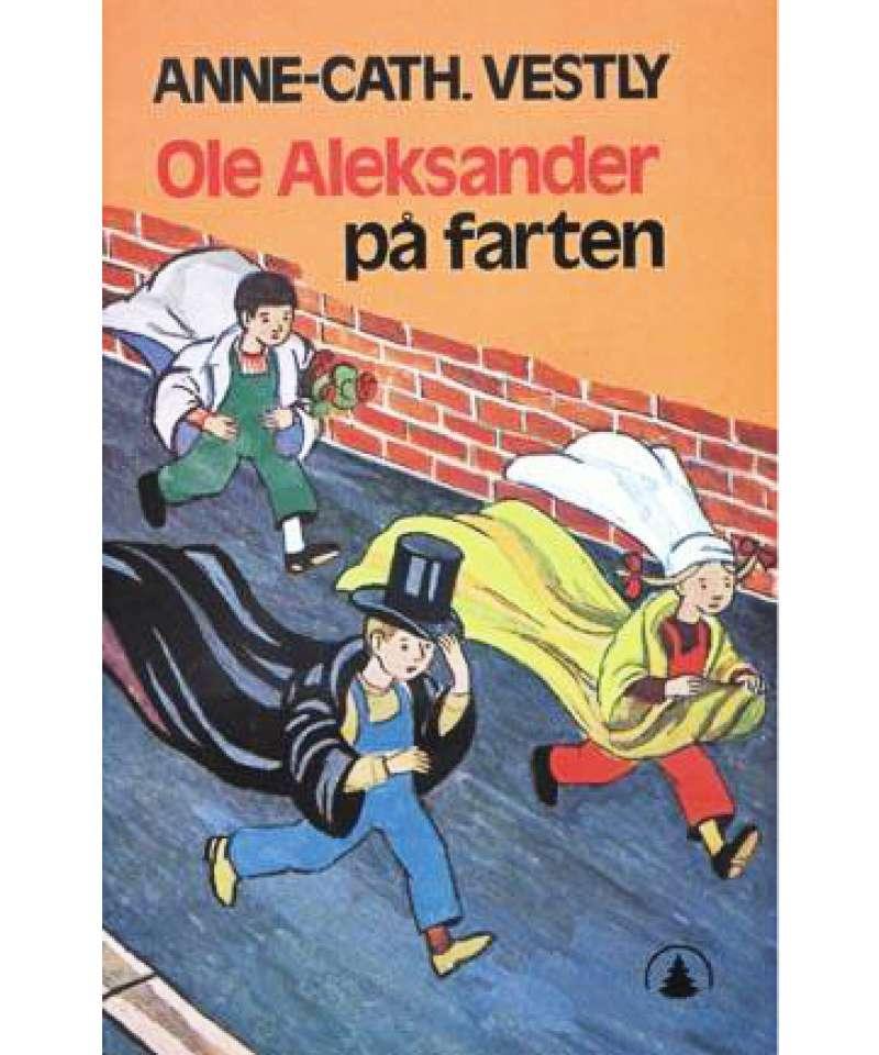 Ole Aleksander på farten