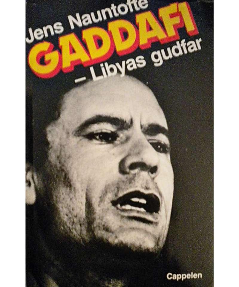 Gaddafi - Libyas gudfar