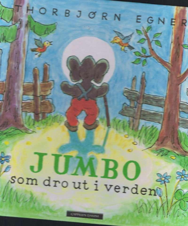 Jumbo som dro ut i verden
