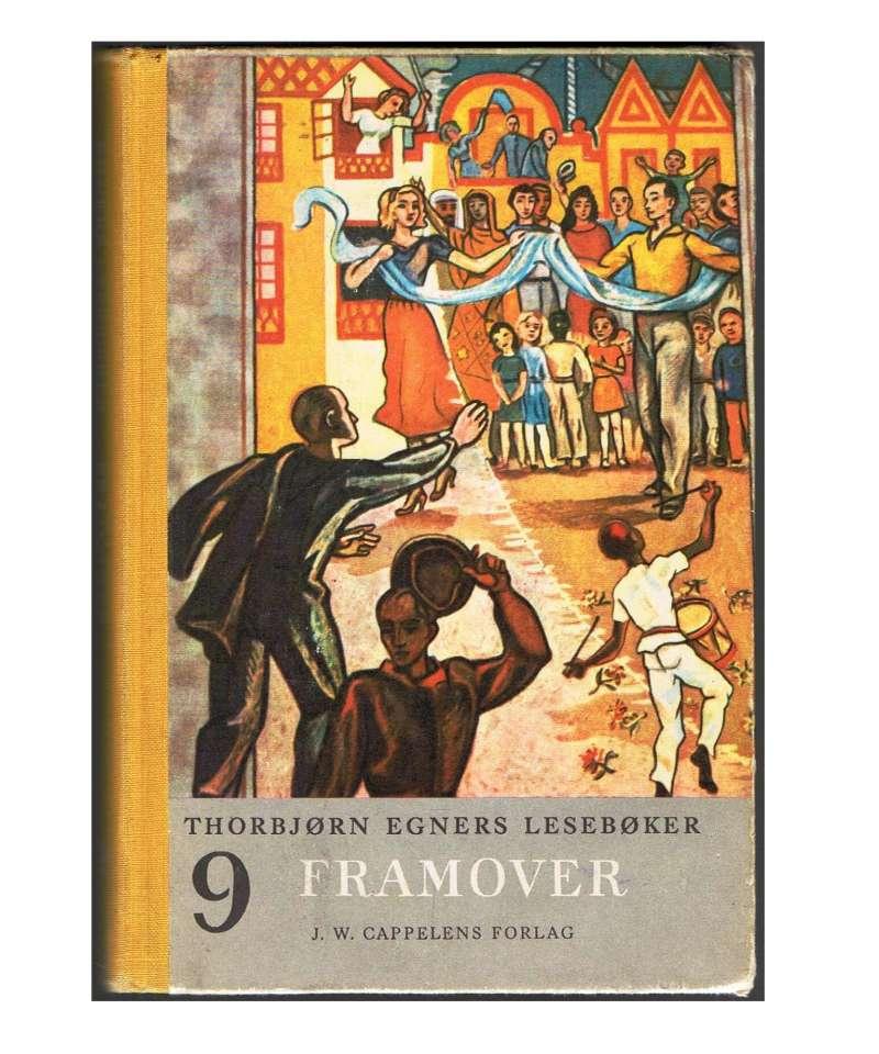 Thorbjørn Egners lesebøker nr. 9