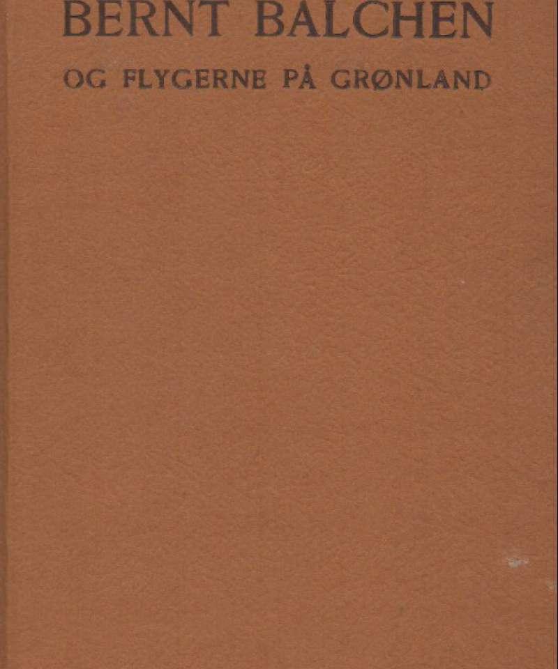 Bernt Balken og flygerne på Grønland