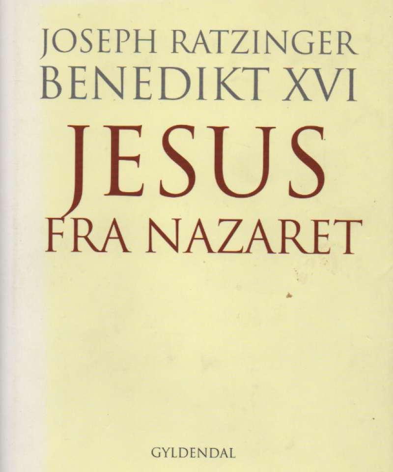 Jesus fra Nazaret – fra dåben til forklarelsen på bjerget
