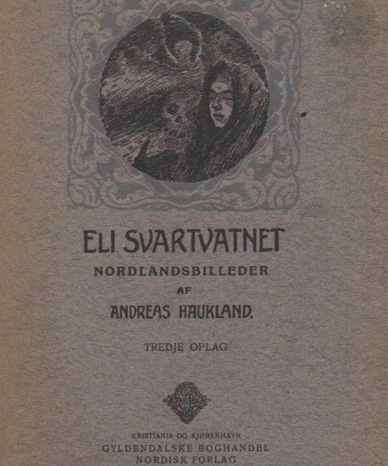 Eli Svartvatnet – Nordlandsbilder