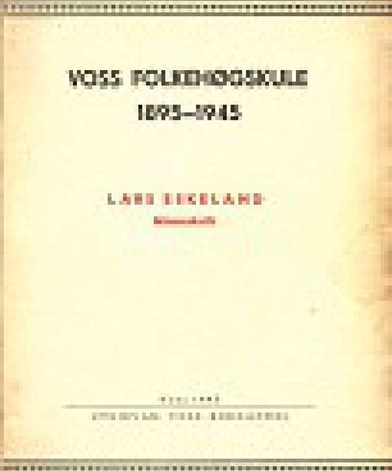 Voss Folkehøgskule