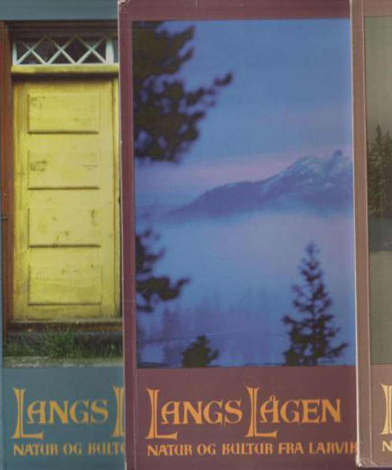 Langs Lågen 1997 1-4
