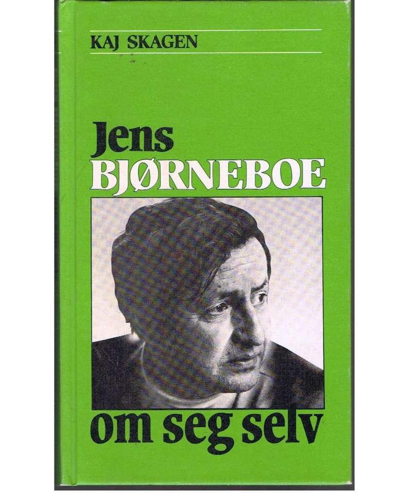 Jens Bjørneboe om seg selv