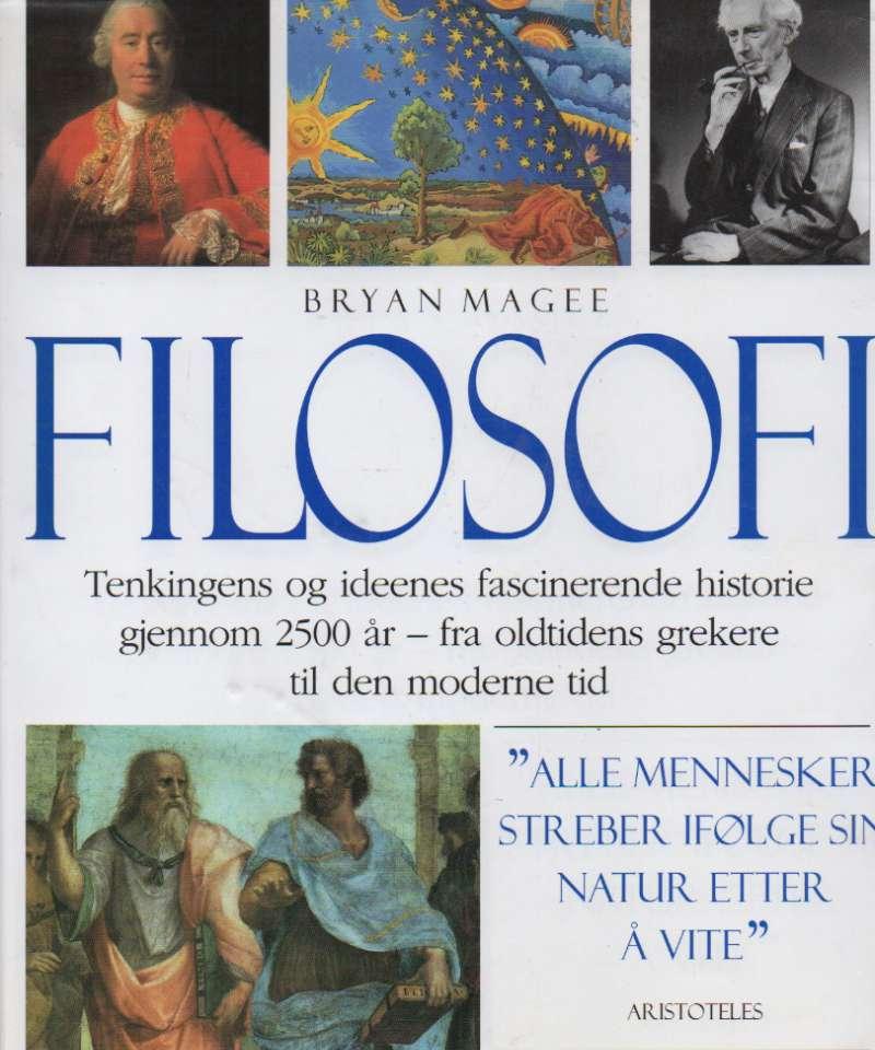 Filosofi – tenkningens historie gjennom 2500 år