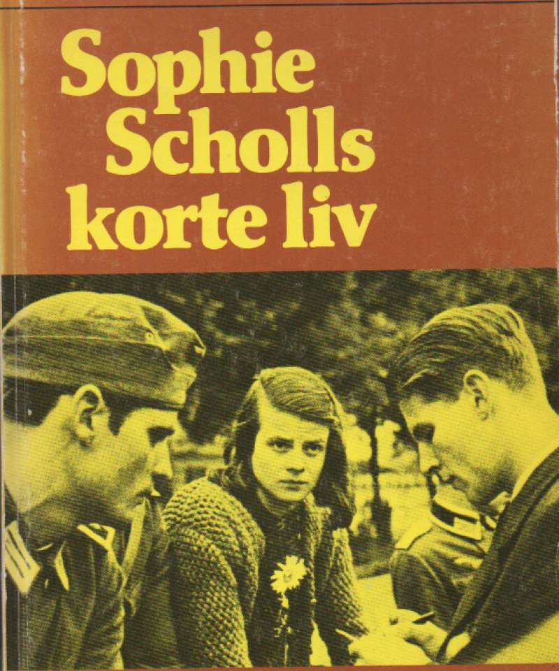 Sophie Scholls korte liv