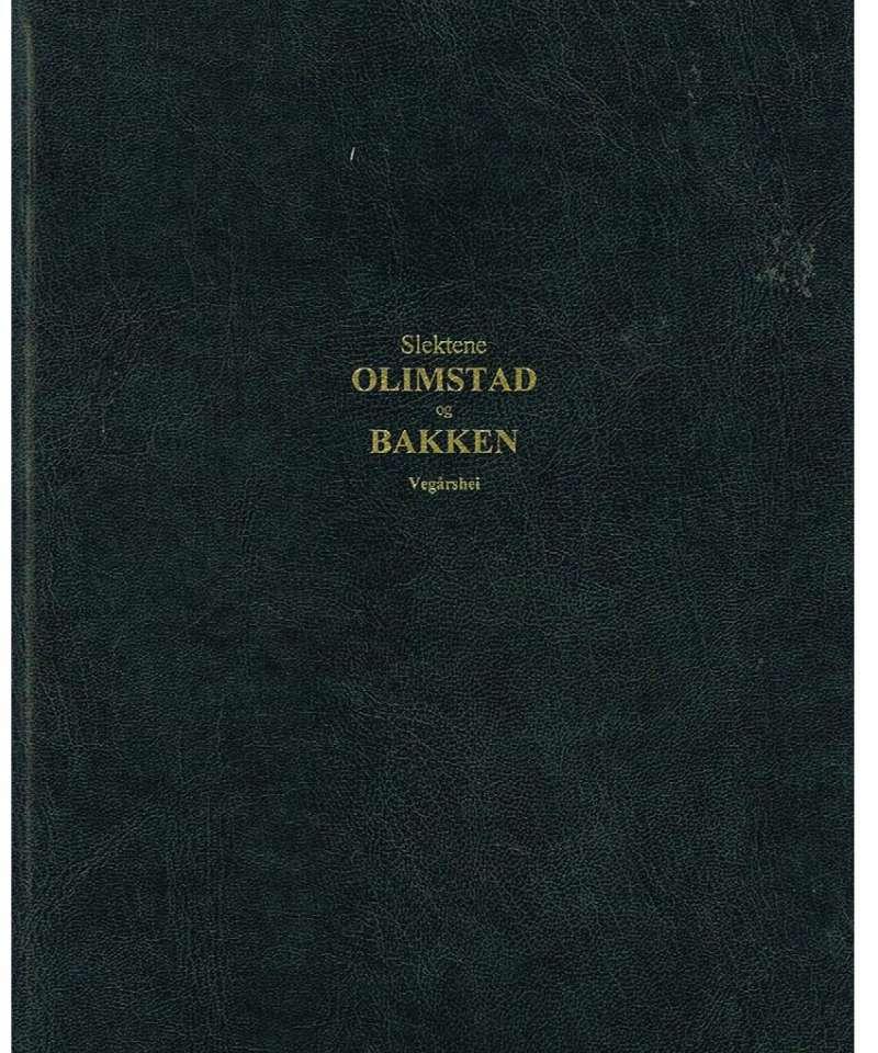 Slektene Olimstad og Bakken - Vegårshei