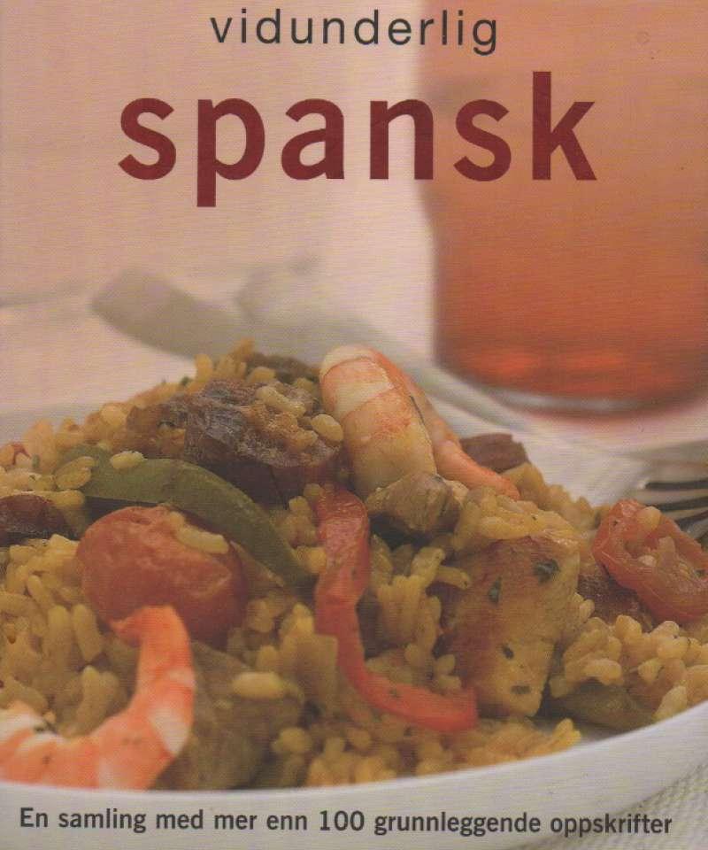 Vidunderlig spansk
