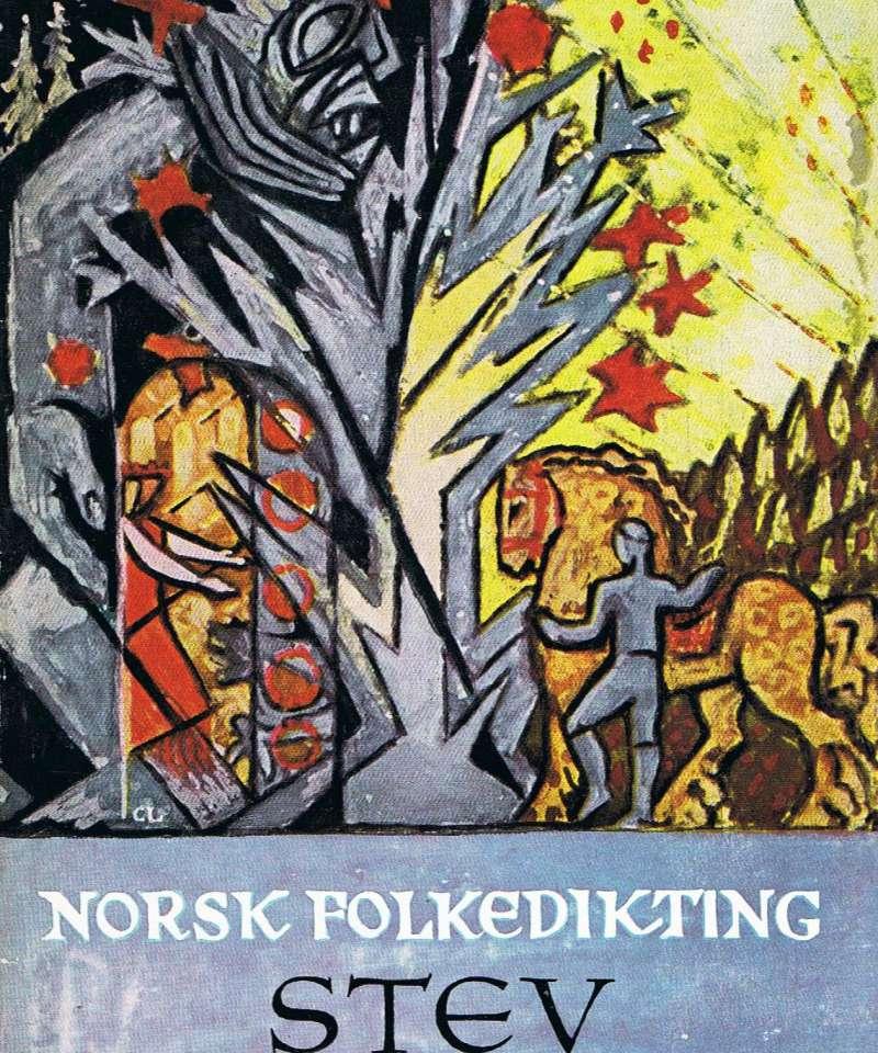 Norsk folkedikting