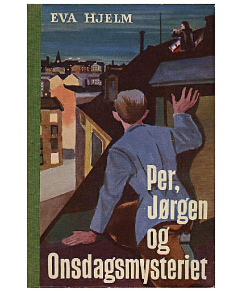 Per, Jørgen og onsdagsmysteriet