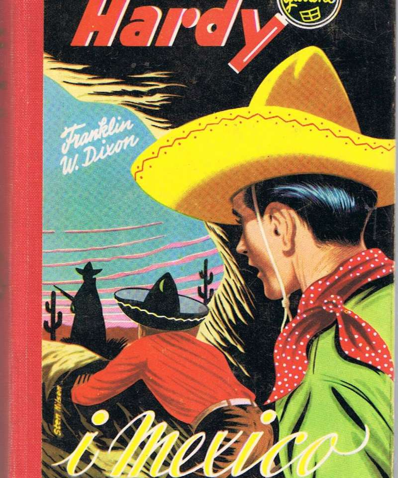 Hardy guttene i Mexico