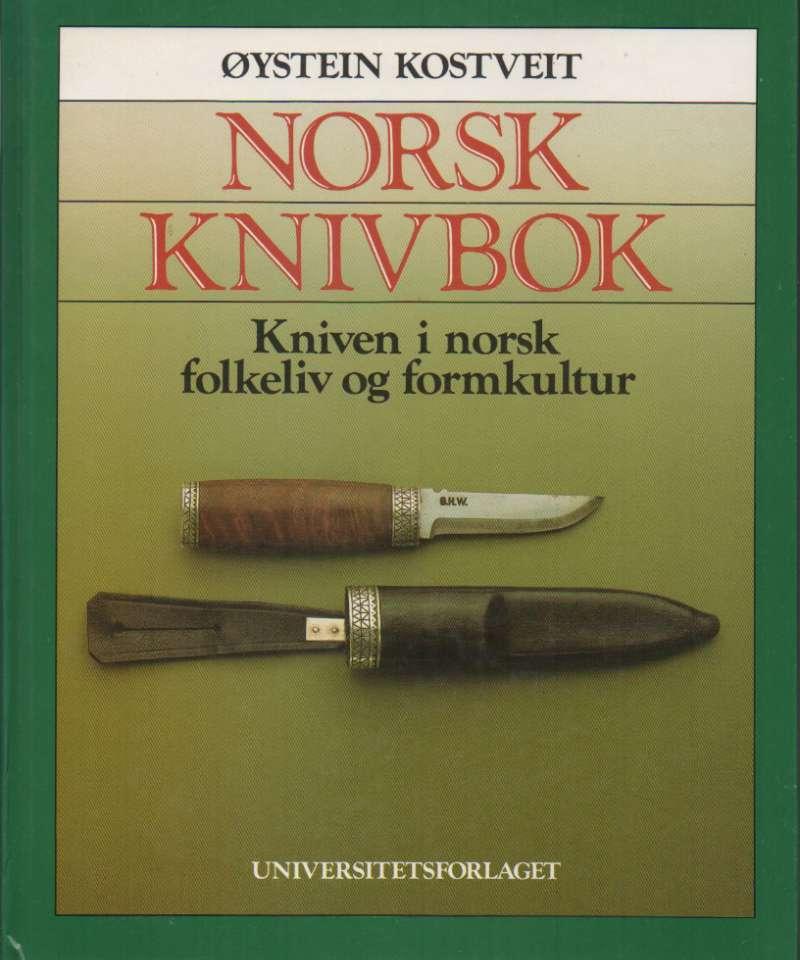 Norsk knivbok
