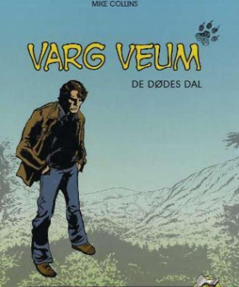 Varg Veum - de dødes dal. 7 fjell bok 1