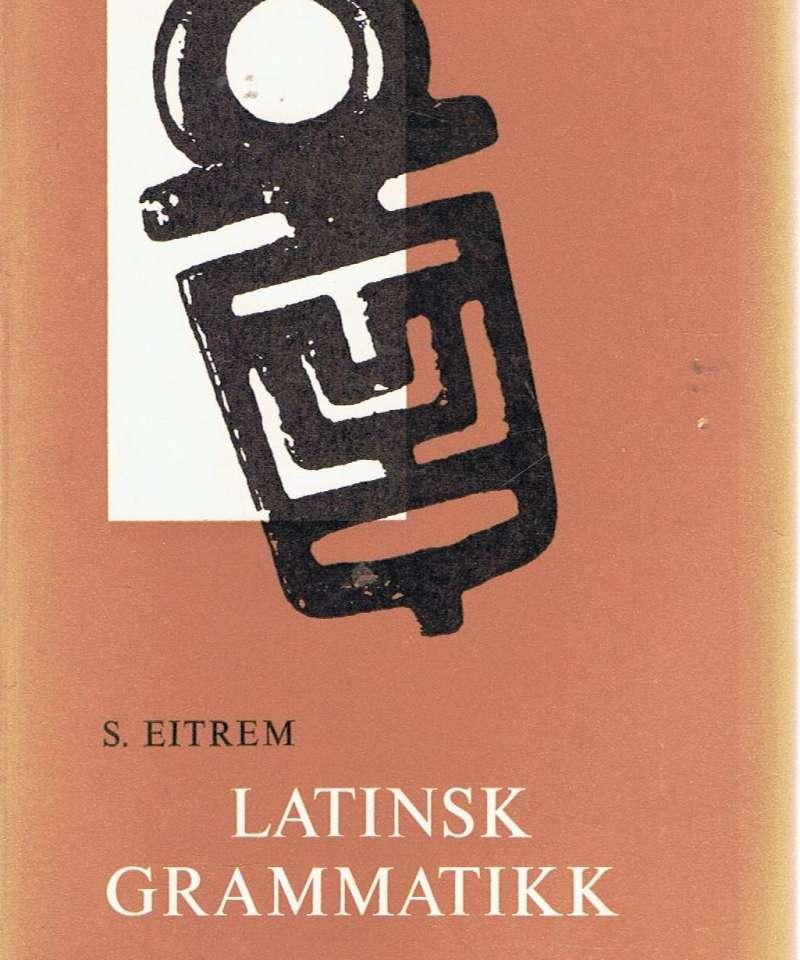 Latinsk grammatikk