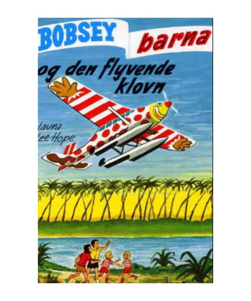 Bobsey barna og den flyvende klovn