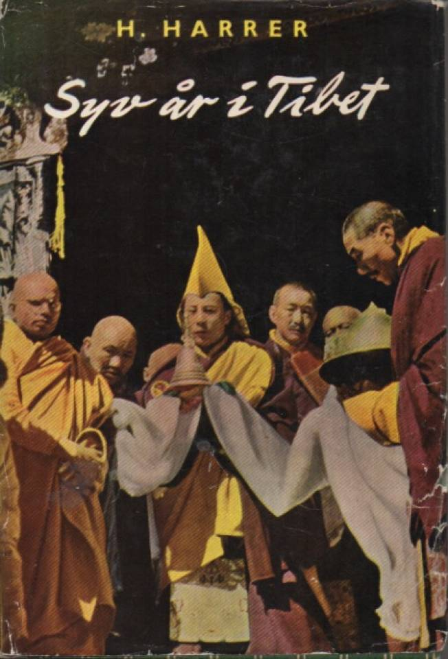 Syv år i Tibet