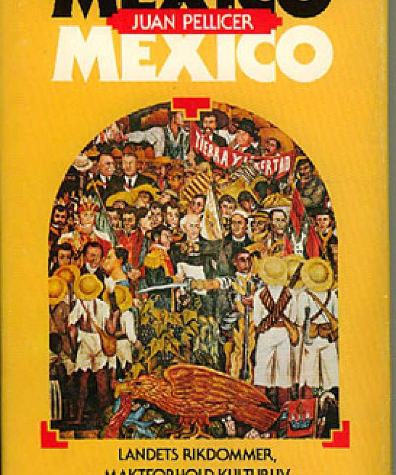 Mecixo, Mexico. Landets rikdommer, maktforhold og kulturliv