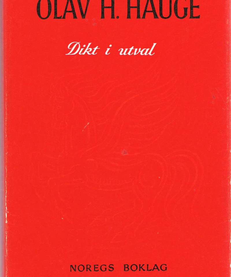 Dikt i utval (Olav H. Hauge 1972)
