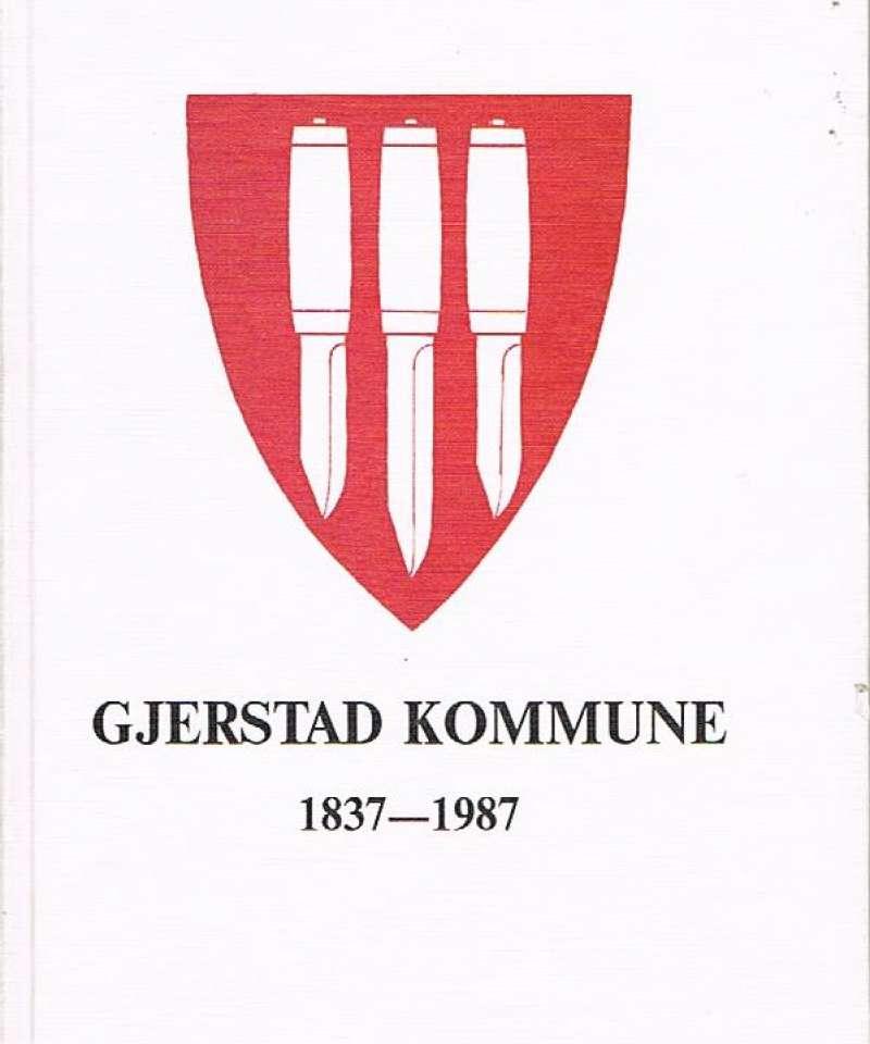 Gjerstad kommune 1837-1987