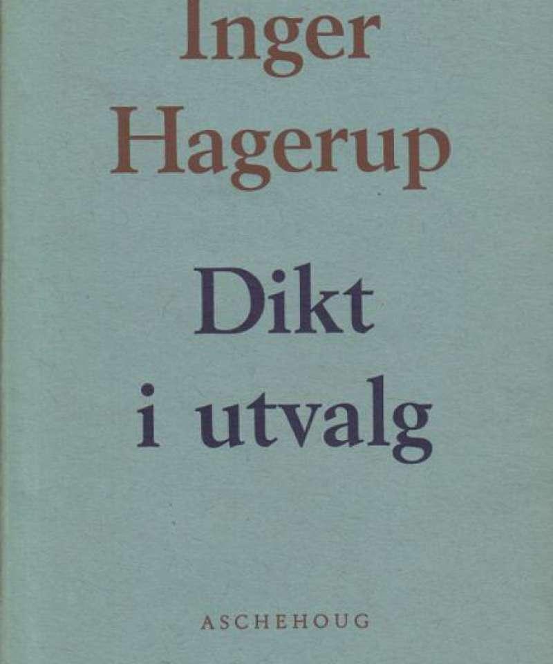 Dikt i utvalg (Inger Hagerup)