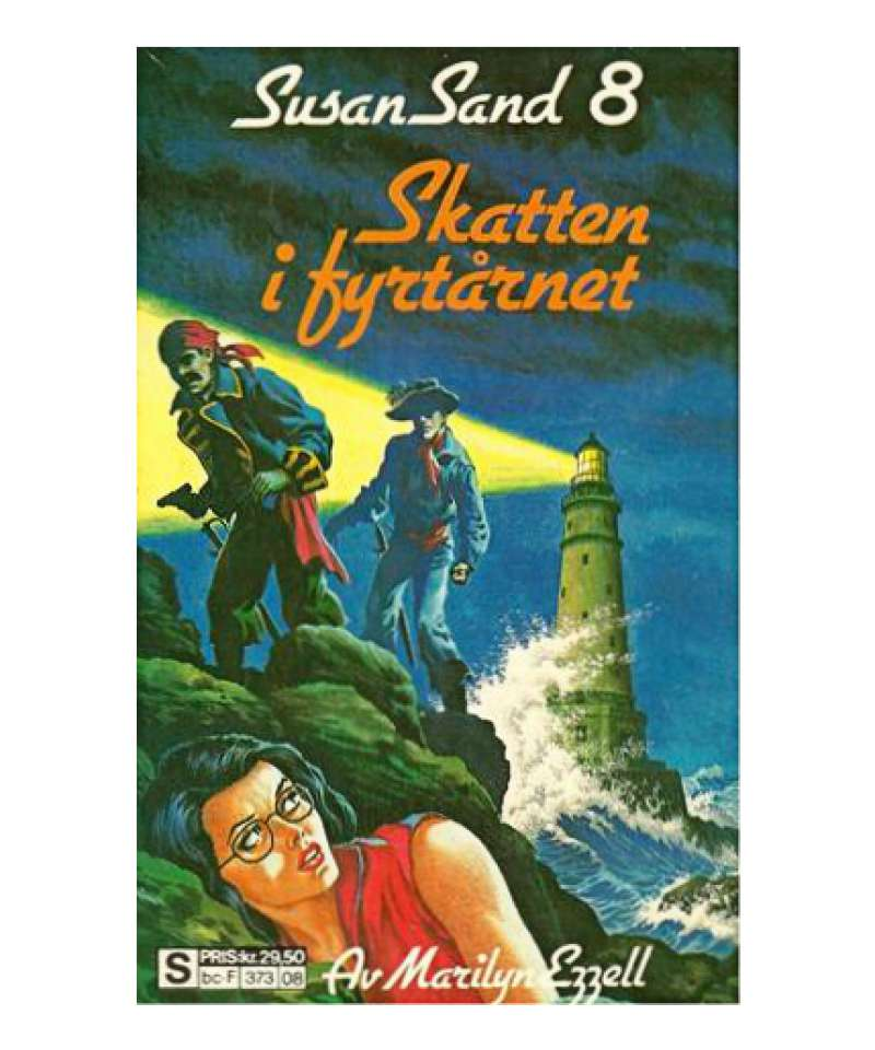 Susan Sand 8 - Skatten i fyrtårnet